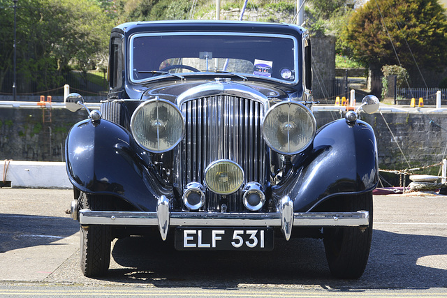 Isle of Man 2013 – 1937 Bentley 4¼ Litre