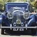Isle of Man 2013 – 1937 Bentley 4¼ Litre