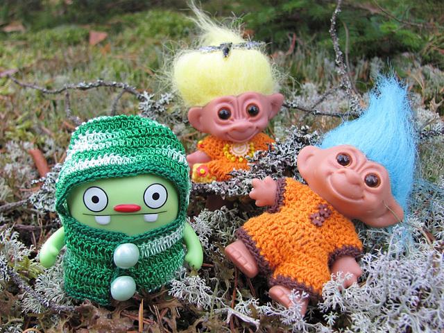 Jeero and the trolls
