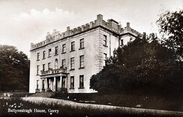 Ballynestragh House, Gorey, County Wexford