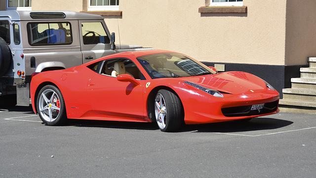 Isle of Man 2013 – Ferrari