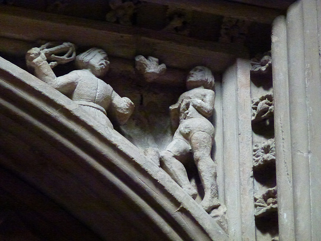 st.albans cathedral, herts.