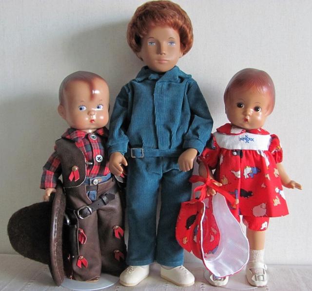 Skippy, Gregor and Patsy