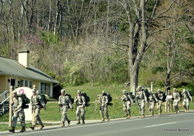 Virginia Military Institutes Cadets