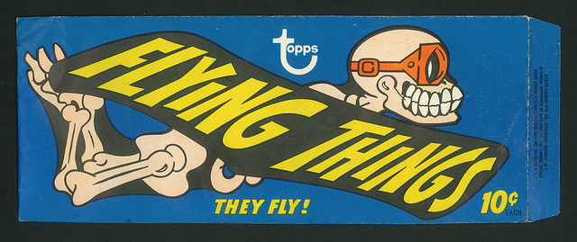 Flying Things 1st Series