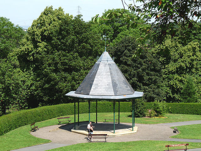 The Bandstand, Vernon Park