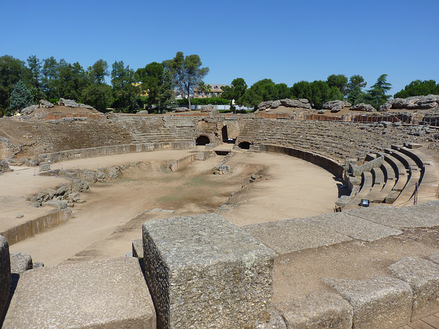 Mérida, anfiteatro