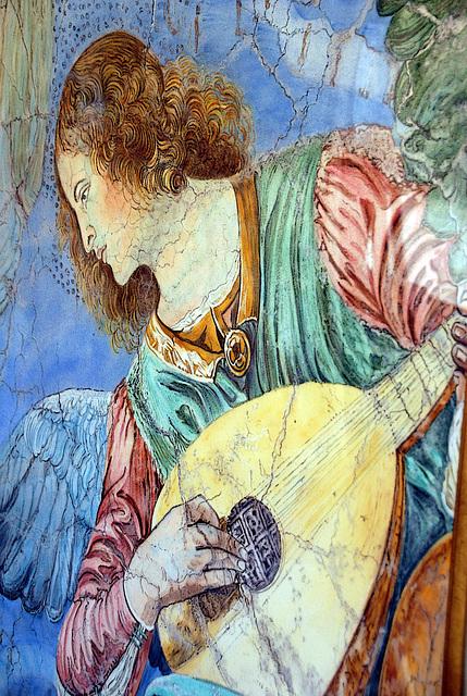 Baron Marie-Lou , aquarelliste