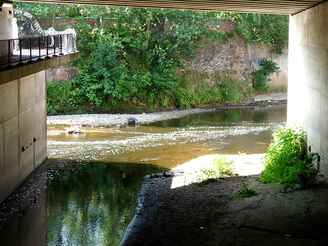 Where the Tame meets the Goyt