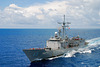 USS DE WERT