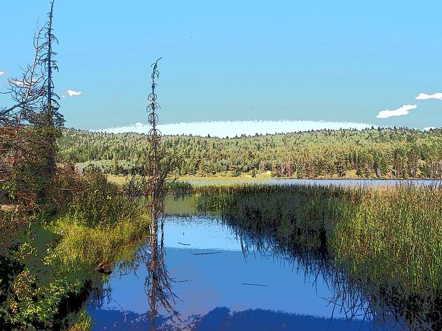 Kidd Lake, British Columbia