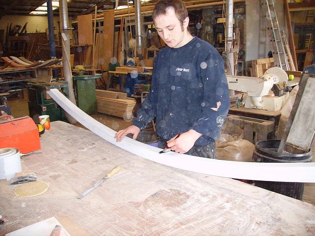 LB - priming roof stick