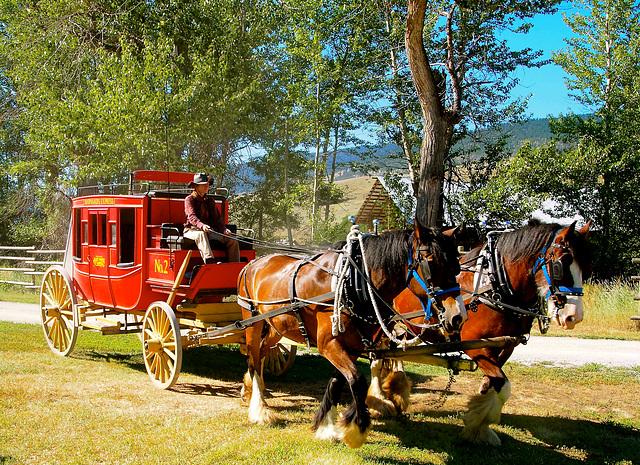 Hat Creek Ranch, British Columbia