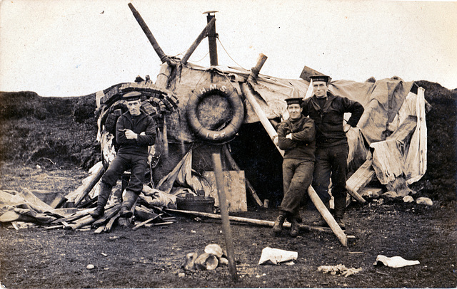 The End of HMS Lee