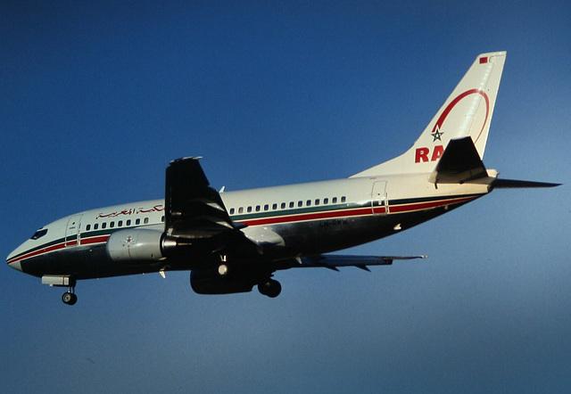 Royal Air Maroc Boeing 737-500