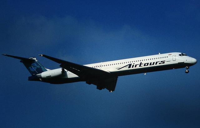 Airtours McDonnell Douglas MD-83