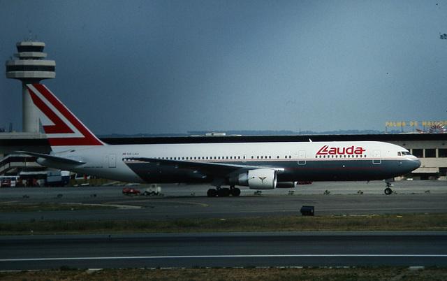 Lauda Air Boeing 767-300