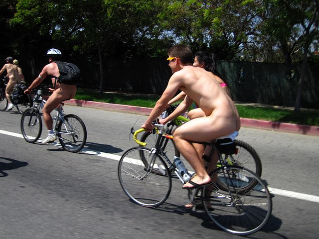 L.A. World Naked Bike Ride (4739)