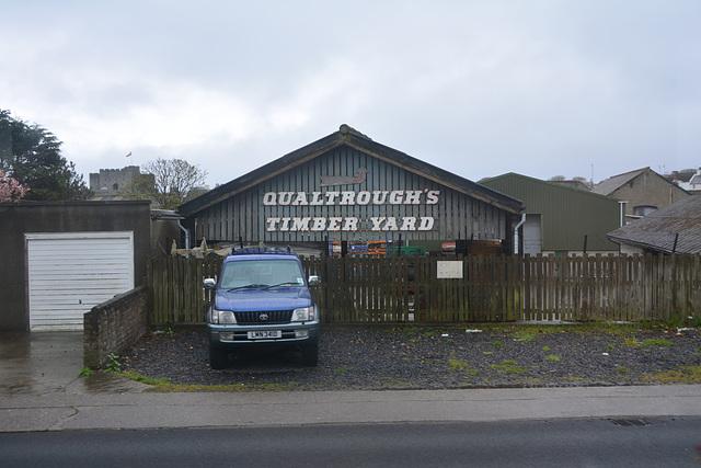 Isle of Man 2013 – Qualtrough's Timber Yard