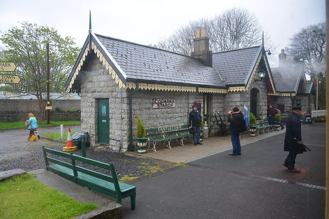 Isle of Man 2013 – Castletown station