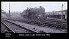 LMSR Stanier cl 5 4-6-0 45000 - Coleham Shed, Shrewsbury,  4.8.1965