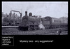 Mystery loco this time - probably a L&Y 0-6-0 at Hereford
