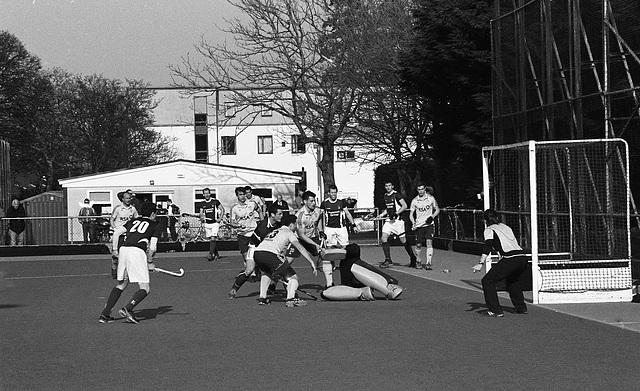 Monkstown vs Fingal, Mills Cup 030313