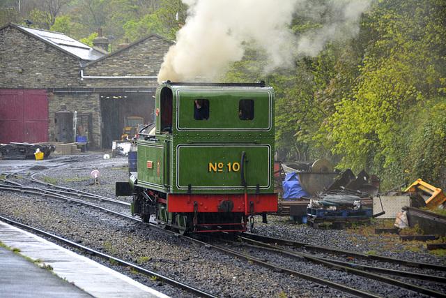 Isle of Man 2013 – Engine № 10 G.H. Wood