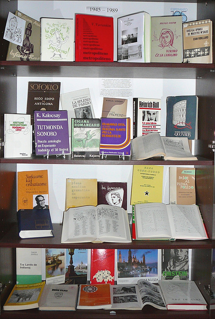 vitrino 1945-1989