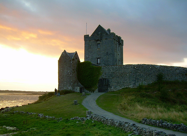 Dunguaire Castle, Kinvarra, Co. Galway