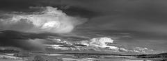 Aprilschauer  - April Rainstorm (090°)