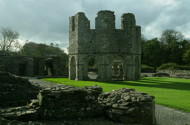 Mellifont Abbey, Co. Louth