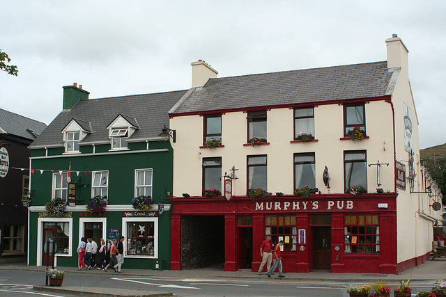 Dingle Town, Co. Kerry