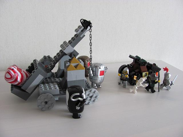 The biggest catapult