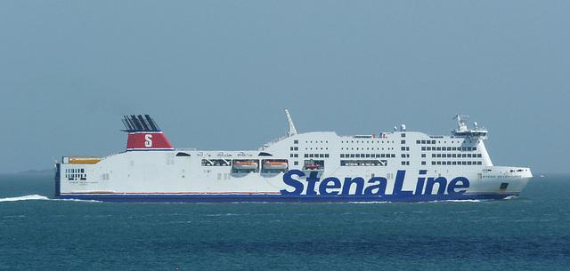 Stena Adventurer - 1 July 2013