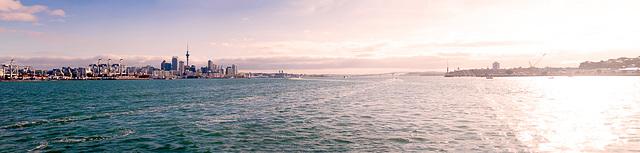 auckland Panorama1 colour pano
