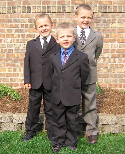 Young Gentlemen