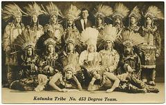 Katunka Tribe No. 453 Degree Team, York, Pa.