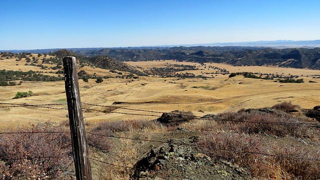Central Coast Range - California
