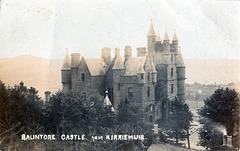 Balintore Castle, Kirriemuir, Angus