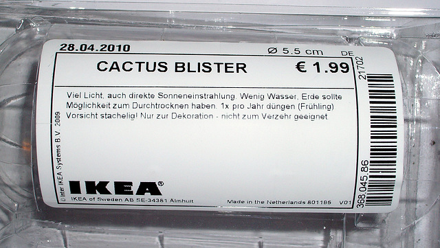 What does IKEA think of us?