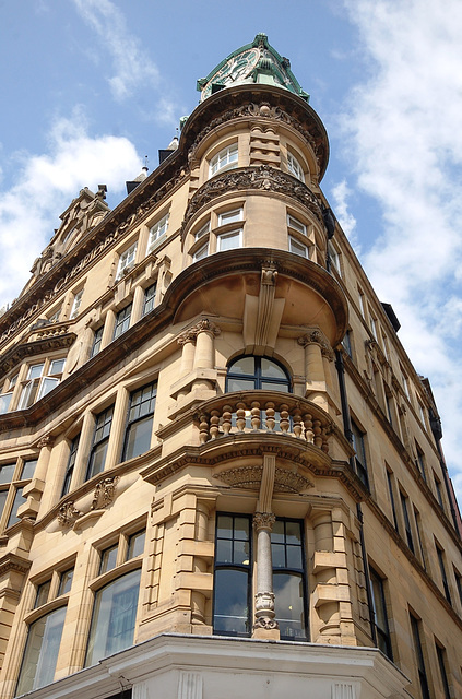 Emerson Chambers, Blackett Street, Newcastle upon Tyne