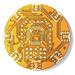 RGB LED Ring - V1.21 front side
