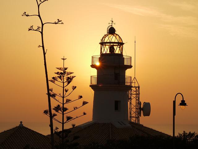 Faro near Cullera