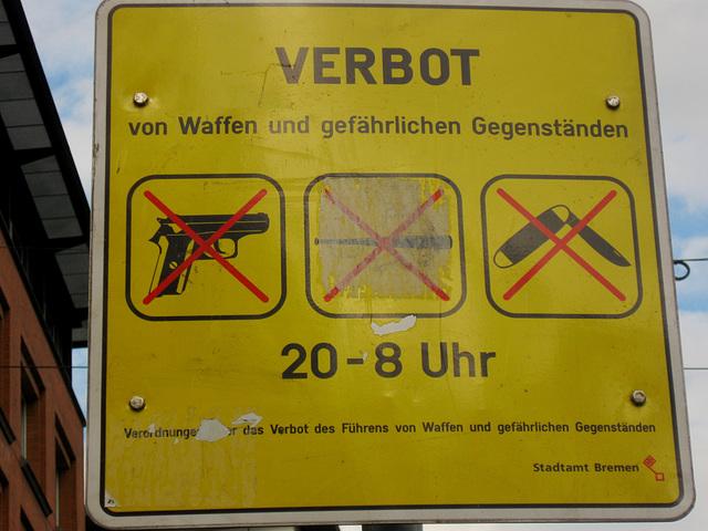 Wild West in Bremen