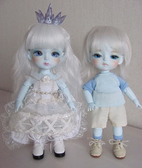Snow Queen and Ice Kay
