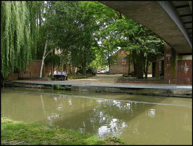 new canalside at Mount Place