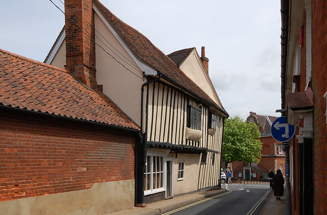 Seckford Street, Woodbridge, Suffolk