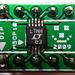 LT1618 on DIP adapter