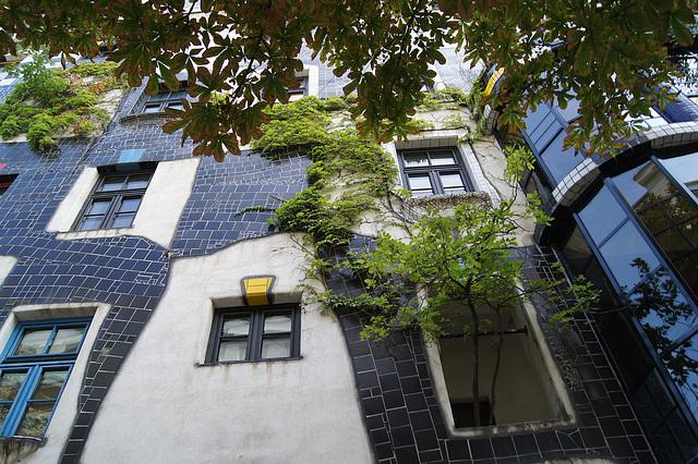 Kunsthaus Hundertwasser Vienne